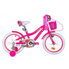 """Велосипед 16"""" Formula CREAM 2021 (бирюзовый)"""