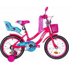 """Велосипед 16"""" Formula FLOWER PREMIUM 2021 (перламутровий фиолетовый)"""