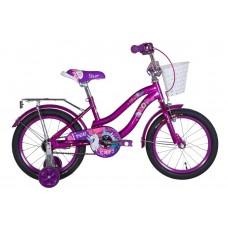 """Велосипед 16"""" Formula FLOWER 2021 (перламутровий фиолетовый)"""