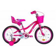 """Велосипед 18"""" Formula ALICIA 2021 (малиновый)"""