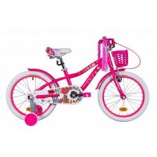 """Велосипед 18"""" Formula CREAM 2021 (малиновый)"""