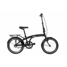 """Велосипед 20"""" Dorozhnik ONYX планет. складной 2020 (черный)"""