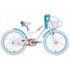 """Велосипед 20"""" Formula CREAM 2021 (бело-аквамариновый)"""