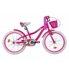 """Велосипед 20"""" Formula CREAM 2021 (малиновый)"""