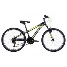 """Велосипед 24"""" Discovery RIDER 2021 (бирюзовый)"""