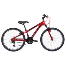 "Велосипед 24"" Discovery RIDER 2021 (красный)"