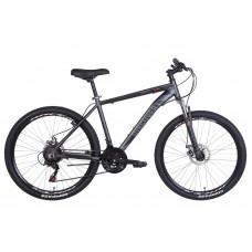"""Велосипед 26"""" Discovery BASTION 2021 (графитовый (м))"""