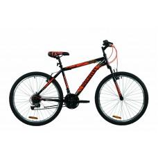 """Велосипед 26"""" Discovery RIDER 2020 (черно-красный)"""