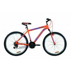 "Велосипед 26"" Discovery RIDER 2020 (оранжево-синий)"