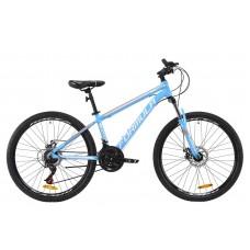 """Велосипед AL 26"""" Formula THOR 2.0 AM DD 2020 (сине-оранжевый с белым)"""