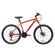 """Велосипед AL 26"""" Formula THOR 2.0 AM DD 2020 (красно-черный с золотым)"""