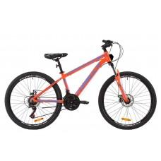 """Велосипед AL 26"""" Formula THOR 2.0 AM DD 2020 (оранжево-синий с серым)"""
