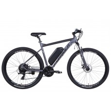 """Электровелосипед 29"""" F-1 500Вт 48В редуктор. задн.привод, 12.5Ач с крепл. на раму, дисплей, САП 2020 (графитовый (м))"""