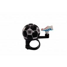 Звонок велосипедный футбольный мяч BC-BB3209