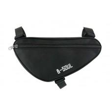 Велосумка на раму BC-BG065 26*13*7cm черный