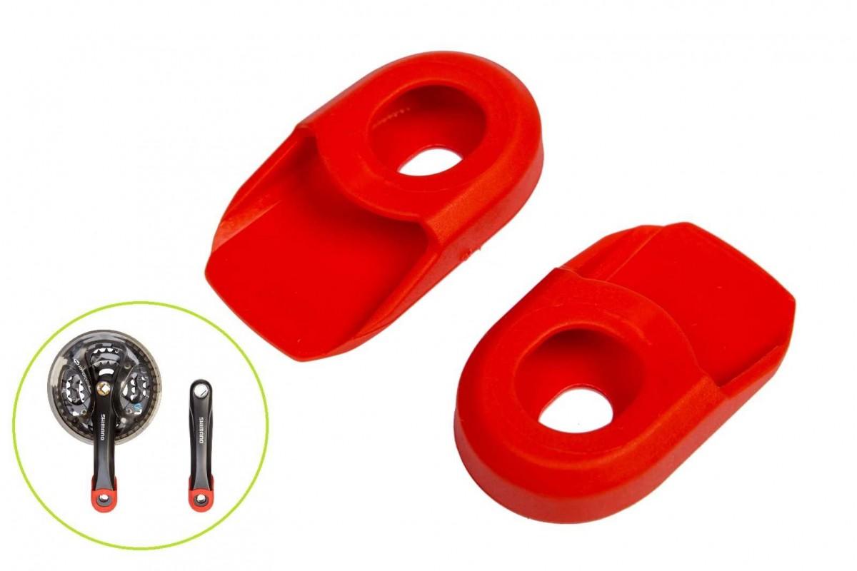 Защита лапки шатуна PVC красный