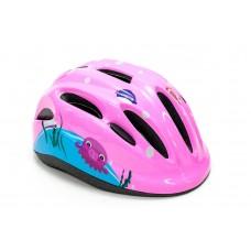 Шлем велосипедный FSK KS502 розовый