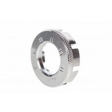 Ключ спицной О-образный KL-9726A 10/11/12/13/14/15G серебрист.